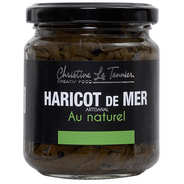Christine Le Tennier - Haricot de mer au naturel