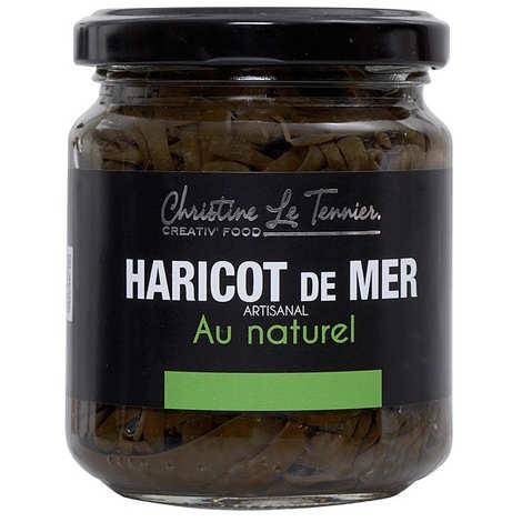 Christine Le Tennier - Haricot de mer au naturel