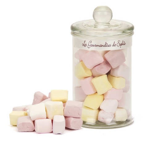 Les Gourmandises de Sophie - Bonbonnière de guimauves Tutti Frutti