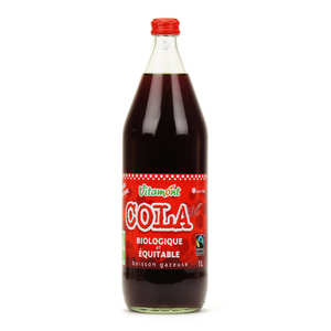 Vitamont - Organic Cola with Agave Syrup
