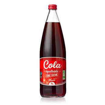 Vitamont - Cola bio au sirop d'agave