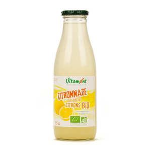 Vitamont - Citronnade bio au pur jus de citrons