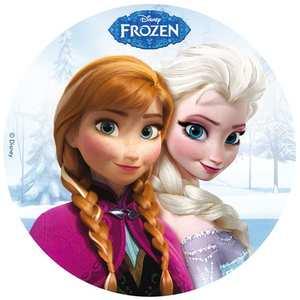 Dekora - Sugar Disc - Frozen