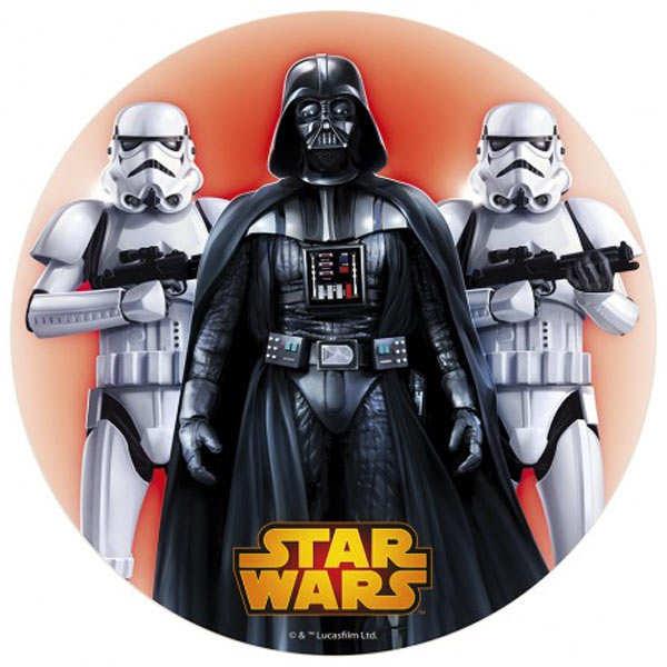 Sugar Disc - Star Wars