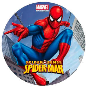 Dekora - Sugar Disc - Spiderman