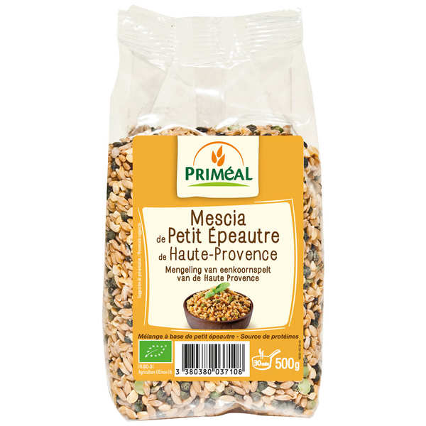 Small Organic Spelled Mescia From Haute Provence