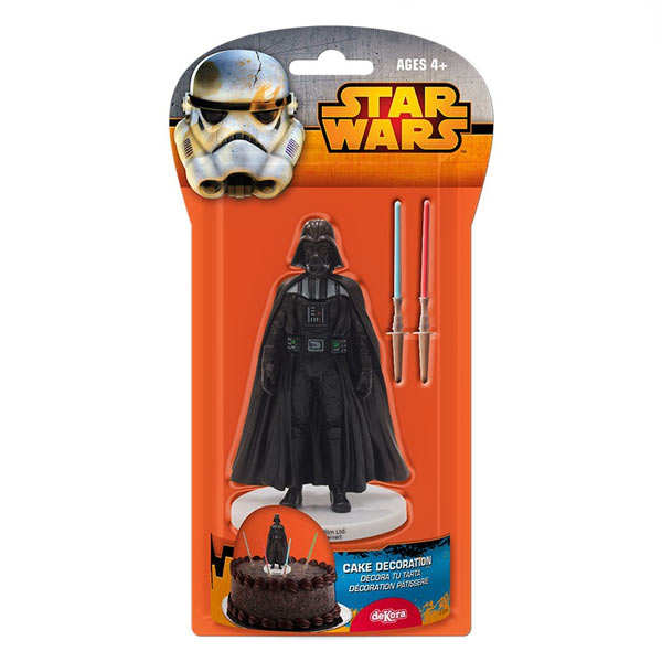 Kit décor Dark Vador Star Wars
