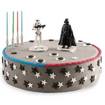 Dekora - Kit décor Dark Vador Star Wars