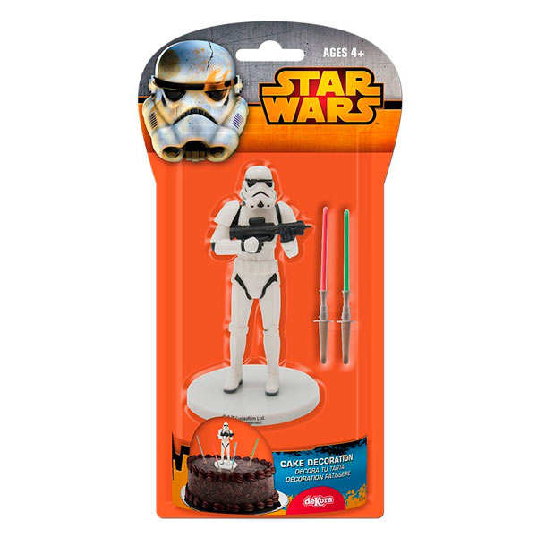 Kit décor Stormtrooper Star Wars