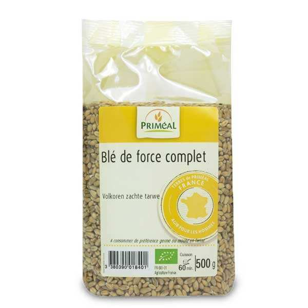Organic  Full Strength Wheat