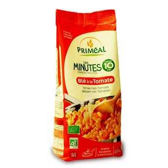 Priméal - Les minutes blé à la tomate bio