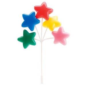 Dekora - Décor arbre d'étoiles