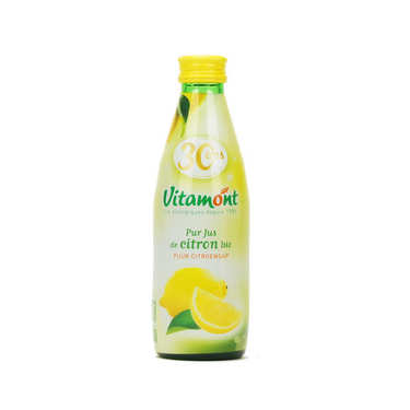 Pure Organic Lemon Juice