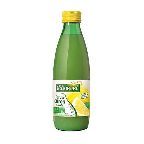 Vitamont - Pur jus de citron bio