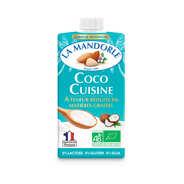 La Mandorle - Coco Cuisine - Organic Coconut cream