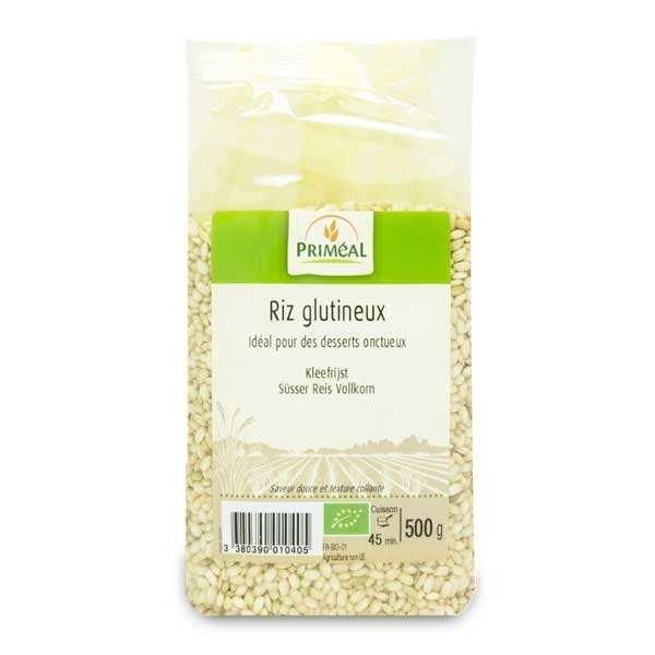 Full Organic Glutinous Rice