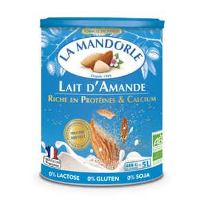 La Mandorle - Lait d'amande Bio en poudre
