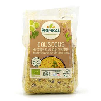 Priméal - Organic Multigrain Couscous