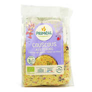 Organic Couscous with Flowers