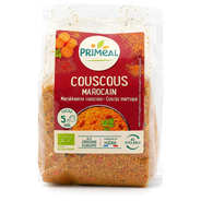 Priméal - Couscous marocain bio