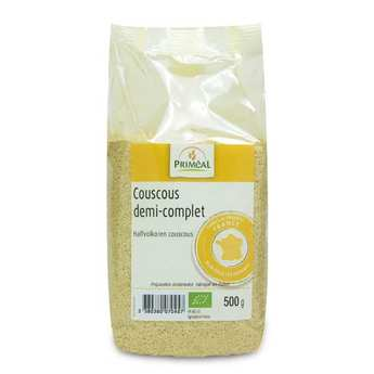 Priméal - Half Full Organic Couscous of France