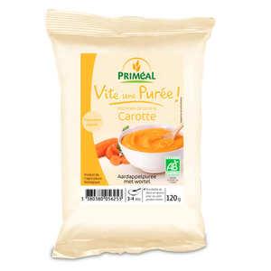 Priméal - Organic potatoes and carrots purée
