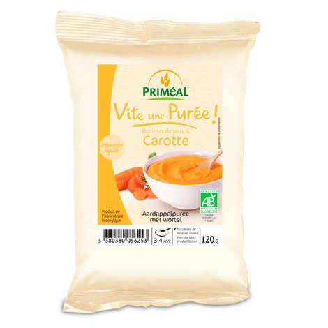 Priméal - Purée bio de pomme de terre et carottes