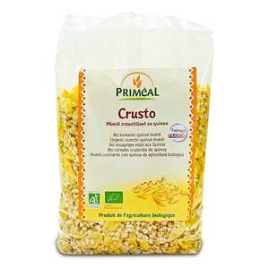 Priméal - Crusto bio - Müesli croustillant au quinoa