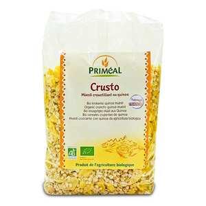 Priméal - Organic Crusto - Crispy Müesli with Quinoa