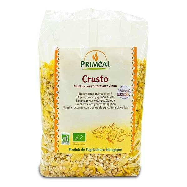 Organic Crusto - Crispy Müesli with Quinoa