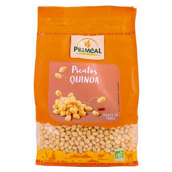 Picatos bio - Grains croustillants au Quinoa enrobés de Miel