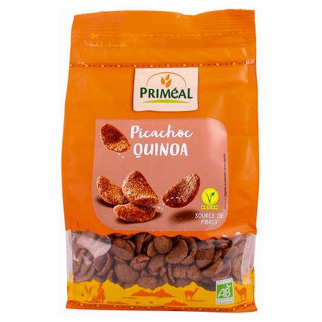Priméal - Organic Picachoc - Crunchy quinoa and cocoa flakes