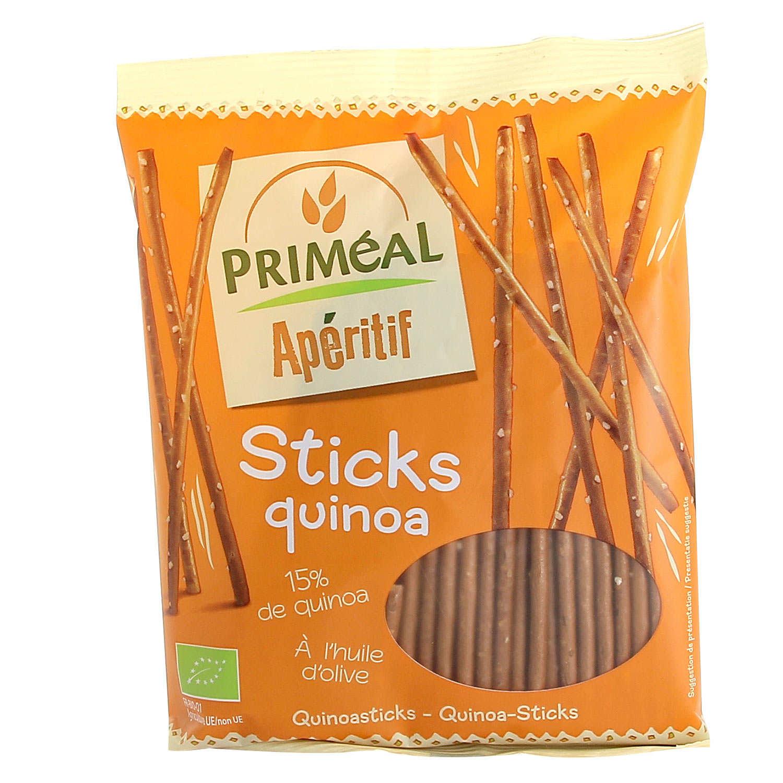 Organic Quinoa Bretzels sticks