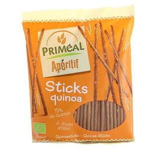 Priméal - Organic Quinoa Bretzels sticks