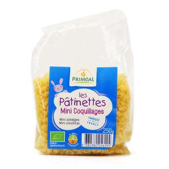 Priméal - Les Pâtinettes mini coquillages - pâtes bio