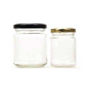 - Glass Jar