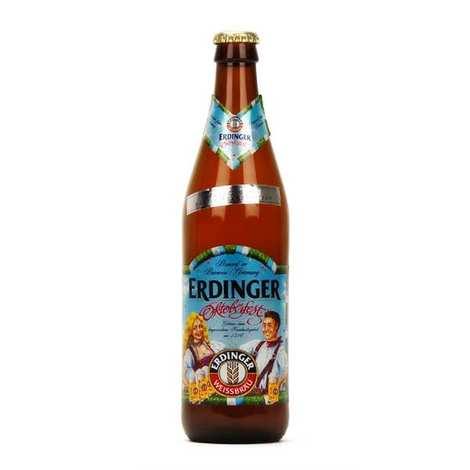 Erdinger - Erdinger Oktoberfest - Bière allemande 5.7%