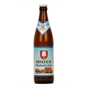 Brasserie Spaten-Franziskaner - Spaten Oktoberfest - German Beer 5.9%