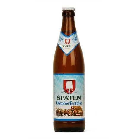 Brasserie Spaten-Franziskaner - Spaten Oktoberfest - Bière allemande 5.9%