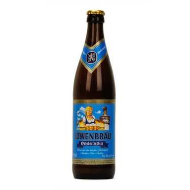 Lowenbrau Oktoberfest - German Beer 6%