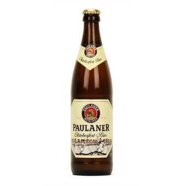 Paulaner Oktoberfest - German Beer 6%