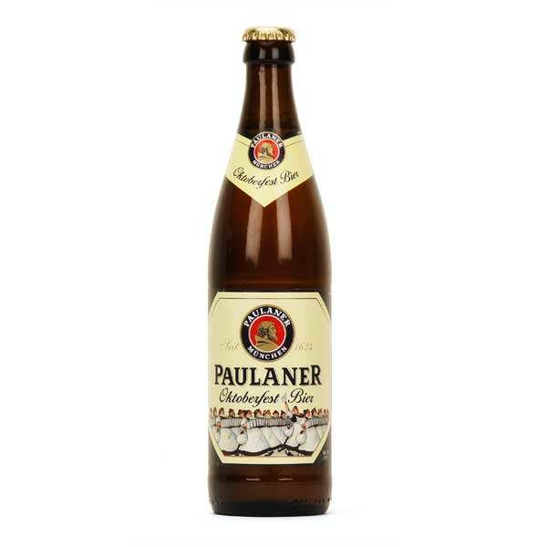 Paulaner Oktoberfest - Bière allemande 6%
