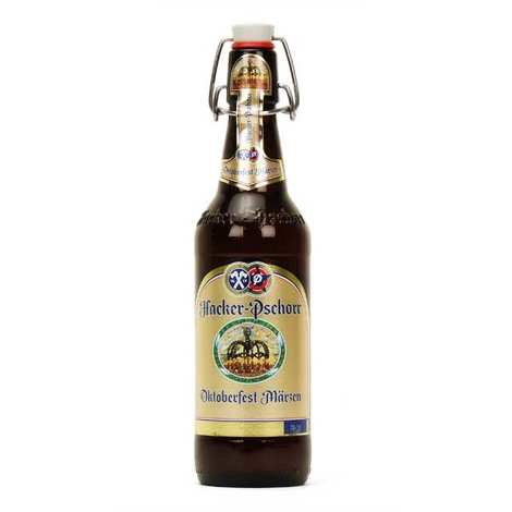 Brasserie Hacker-Pschorr - Hacker Pschorr Oktoberfest - Bière allemande 6%