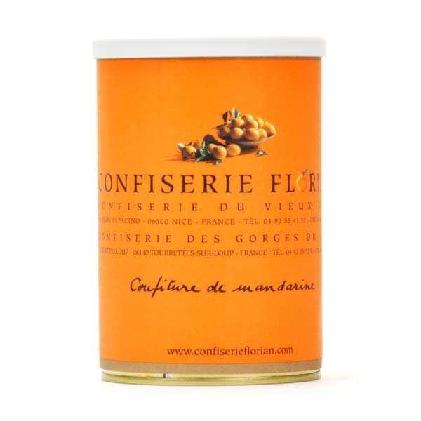 Confit de mandarine - Florian
