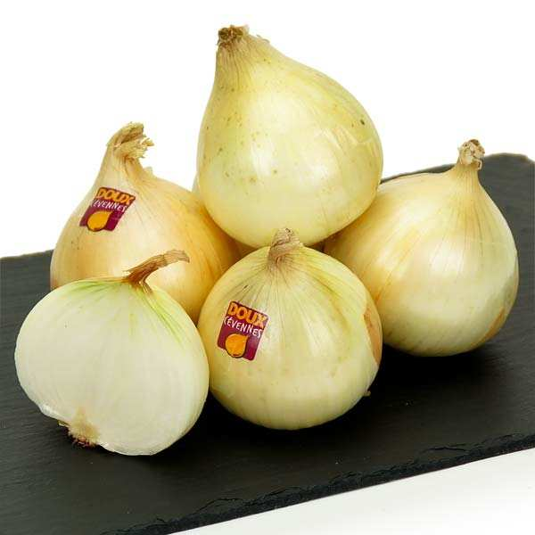 Sweet onions from Cevennes AOP