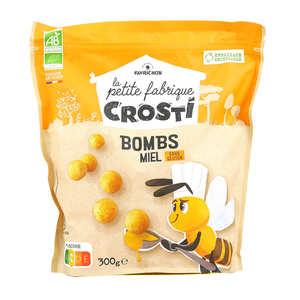 Favrichon - Crosti boules miel bio sans gluten