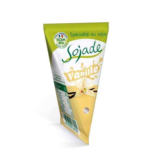 Sojade de poche bio à la vanille