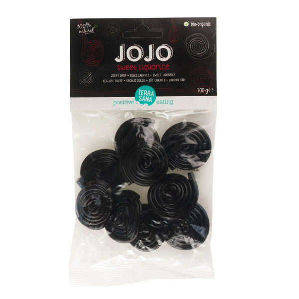 Organic Yoyo Licorice