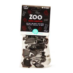 Terra Sana - Bonbons réglisse zoo bio
