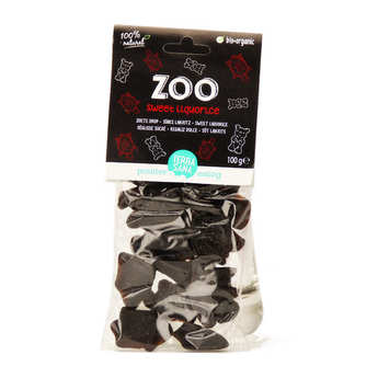 Terra Sana - Organic Sweet Zoo Licorice